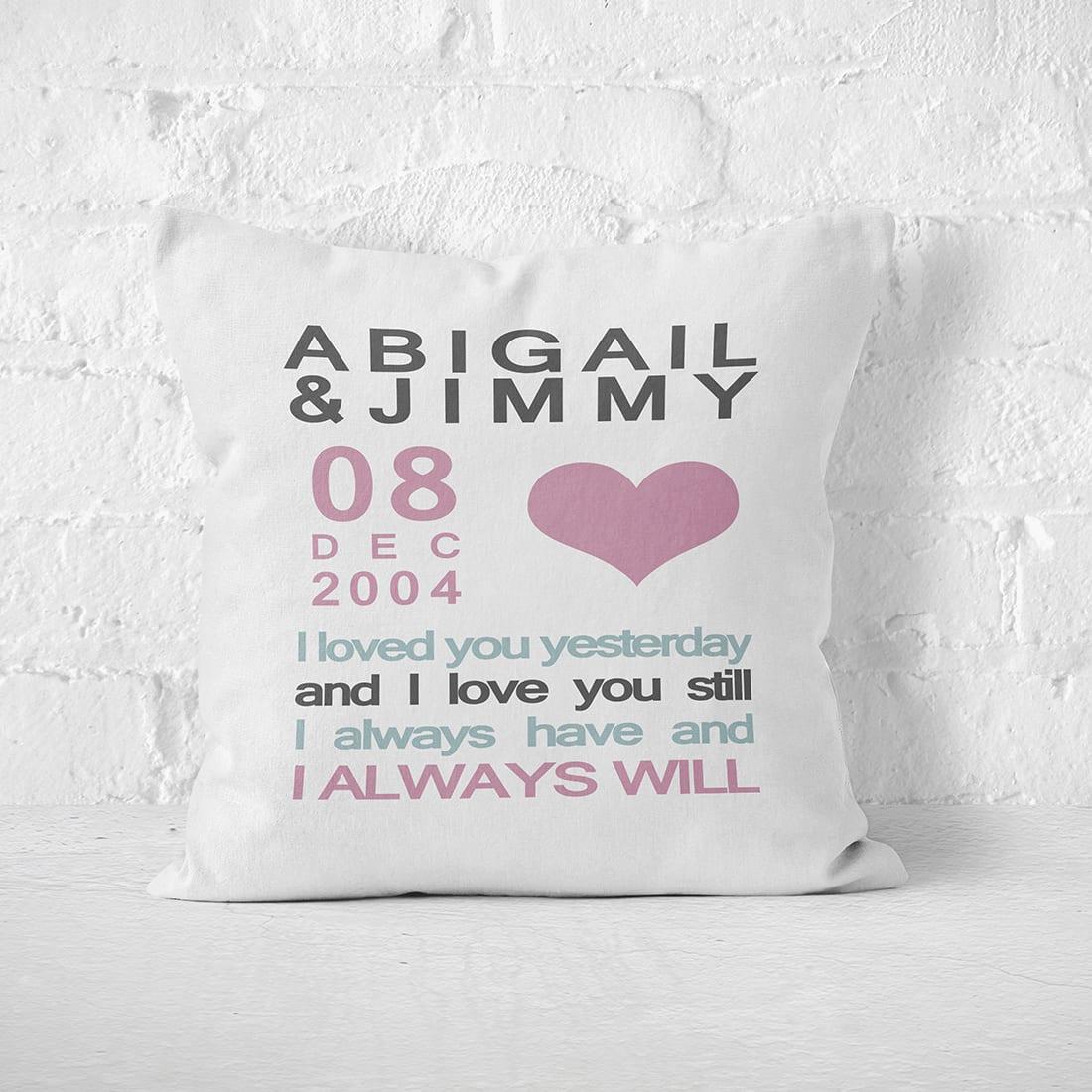 Always Have & Always Will