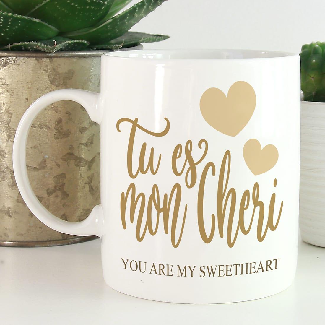 Tu Es Mon Cheri