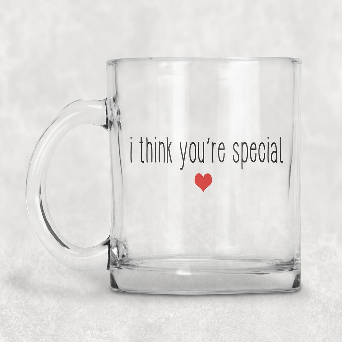 I Think You're Special