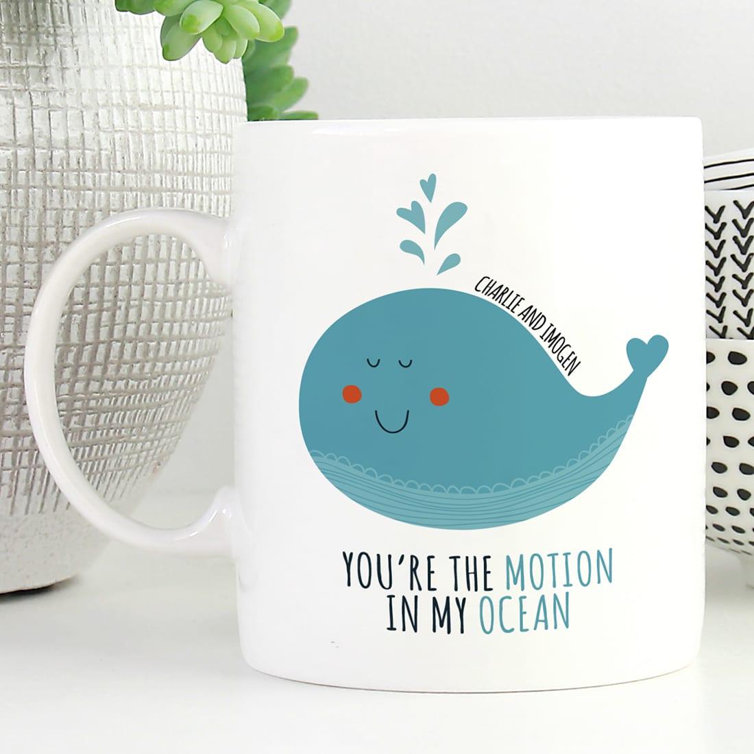 Motion In My Ocean
